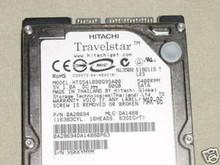 HITACHI HTS541080G9SA00 80GB MLC:DA1488 PN:0A28694 250522525179