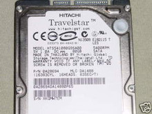 HITACHI HTS541080G9SA00 80GB MLC:DA1488 PN:0A28694 250522531334