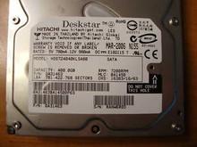 HITACHI HDS724040KLSA80, 400GB SATA MLC: BA1450 0A31463 190442469451