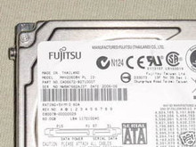 FUJITSU MHV2060BH PL, CA06672-B271000T, 60GB, SATA 360207242943