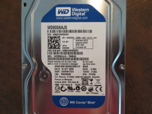 WD WD800AAJS-75M0A0 DCM:DARNHT2CH 80gb Sata (Donor for Parts)