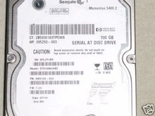 SEAGATE ST9100824AS, 9W3139-022, 100GB SATA FW:7.24, WU