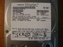 HITACHI HUA721050KLA330, 500GB SATA MLC: BA2588 0A35000