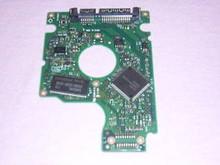HITACHI HTS541680J9SA00, SATA, MLC:DA1697, PN:0A50848 PCB