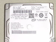 FUJITSU MHY2120BH , CA06889-B375000T, 120GB, SATA