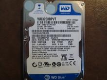 Western Digital WD3200BPVT-24JJ5T0 DCM:SHMTJHK 320gb Sata WX21E43FXU67 (T)