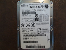 Fujitsu MHW2040BH CA06820-B30000DL 0FFD9A-00850012 40gb Sata (Donor for Parts)