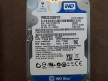 Western Digital WD3200BPVT-24JJ5T0 DCM:HHMTJHK 320gb Sata WX21A7305773 (T)
