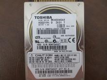 Toshiba MK6026GAX HDD2194 D ZK01 T 630 A0/PA202D 60gb IDE/ATA 85MT0652T (T)
