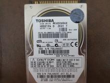 Toshiba MK6026GAX HDD2194 D ZK01 T 630 A0/PA202D 60gb IDE/ATA 75GJ4823T (T)