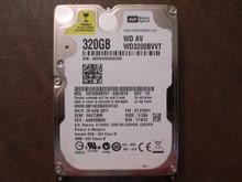 Western Digital WD3200BVVT-63A26Y0 DCM:SHCTJHB 320gb Sata