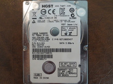 Hitachi HTS543216A7A384 PN:0J11521 MLC:DA3734 160gb Sata  (Donor for Parts) 40308J7J (T)