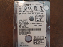 Hitachi HTS543216A7A384 PN:0J11521 MLC:DA3734 160gb Sata  (Donor for Parts) 402PVYMJ (T)