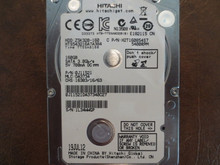 Hitachi HTS543216A7A384 PN:0J11521 MLC:DA3734 160gb Sata  (Donor for Parts) 1L34WWGP (T)