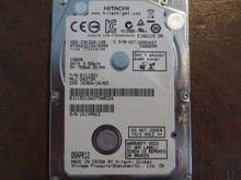 Hitachi HTS543216A7A384 PN:0J11521 MLC:DA3734 160gb Sata  (Donor for Parts) 1K1VPN1S (T)