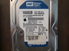 Western Digital WD1600AAJS-40H3A2 DCM:HGNNHT2AAN Apple#655-1470D 160gb Sata