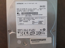 Hitachi HDE721064SLA330 PN:0A39991 MLC:BA3064 Apple#655-1527B 640gb Sata