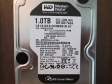 Western Digital WD1001FALS-41Y6A1 DCM:HARNHTJAAB Apple#655-1567E 1.0TB Sata (Donor for Parts)