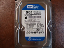 Western Digital WD1600AAJS-40H3A2 DCM:HANNHT2AAN 160gb Sata (Donor for Parts)