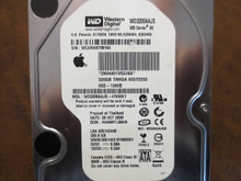 Western Digital WD3200AAJS-41VWA1 DCM:HANNHTJMAN Apple#655-1380E 320gb Sata (Donor for Parts)