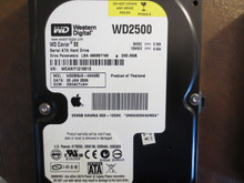 Western Digital WD2500JS-40NGB2 DCM:DSCACTJAH Apple#655-1259C 250gb Sata