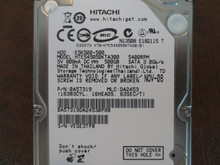 Hitachi HTE545050KTA300 PN:0A57319 MLC:DA2453 500gb Sata (Donor for Parts) VEGE3TPB (T)