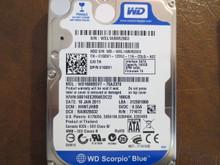 Western Digital WD1600BEVT-75A23T0 DCM:HHNTJHBB 160gb Sata