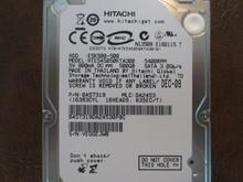 Hitachi HTE545050KTA300 PN:0A57319 MLC:DA2453 500gb Sata (Donor for Parts) VEGGEJWB (T)