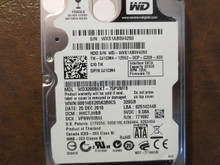Western Digital WD3200BEKT-75PVMT0 DCM:HHCTJHBB 320gb Sata (Donor for Parts)