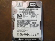 Western Digital WD2500BEKT-75PVMT1 DCM:HHCTJHBB 250gb Sata (Donor for Parts)