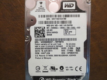 Western Digital WD2500BEKT-75PVMT0 DCM:HHCTJHN 250gb Sata (Donor for Parts)