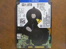 Western Digital WD10SPCX-75KHST0 DCM:HBTJBHO 1.0TB Sata