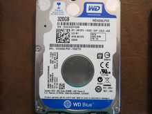Western Digital WD3200LPVX-75V0TT0 DCM:HAKTJAB 320gb Sata (Donor for Parts)