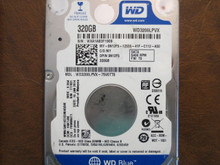 Western Digital WD3200LPVX-75V0TT0 DCM:HAKTJAK 320gb Sata (Donor for Parts)