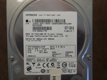 Hitachi HDS722020ALA330 PN:0F11603 MLC:JPK37B Apple#655-1563D 2.0TB Sata  (Donor for Parts)