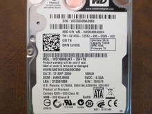 Western Digital WD1600BJKT-75F4T0 DCM:HANTJBBB 160gb Sata (Donor for Parts)