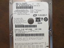 Fujitsu MHZ2160BH G1 CA07018-B324000L 0FFCAA-0084000B 160gb Sata (Donor for Parts)