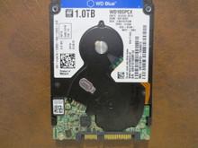 Western Digital WD10SPCX-75KHST0 DCM:SVTJKVO 1.0TB Sata