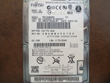 Fujitsu MHT2060BH CA06500-B156000T 07FFDB-0000104A 60gb Sata (Donor for Parts)