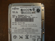 Fujitsu MHV2060AT PL CA06557-B39100TW 09DE6B-0000000A0 60gb IDE/ATA (Donor for Parts)