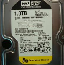 """Western Digital WD1002FBYS RE3 32MB Cache 7200rpm 1000gb 3.5"""" Sata hard drive"""