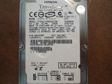 Hitachi HTS421260H9AT00 PN:0A26306 MLC:DA1303 60gb IDE (Donor for Parts)
