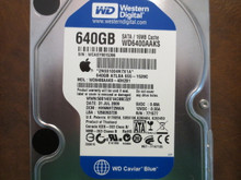 Western Digital WD6400AAKS-40H2B1 DCM:HHNNHT2MAN Apple#655-1528C 640gb Sata