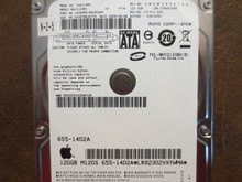 Fujitsu MHY2120BH CA06889-B42500AP 0CFD0E-0081000D Apple#655-1402A 120gb Sata