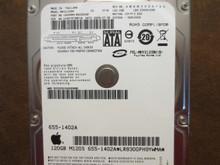 Fujitsu MHY2120BH CA06889-B42500AP 0CFD0A-0081000D Apple#655-1402A 120gb Sata (T)