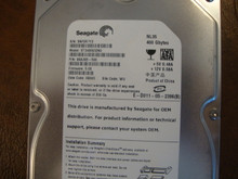 Seagate ST3400832NS 9BA385-500 FW:5.00 WU 400gb Sata (Donor for Parts) 5NF0R1Y3