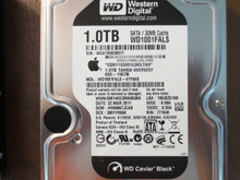 Western Digital WD1001FALS-41Y6A0 DCM:HHNNNTJCAN Apple#655-1567B 1.0TB Sata (Donor for Parts)