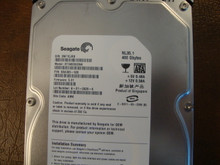 Seagate ST3400832NS 9BA385-500 FW:5.01 AMK 400gb Sata (Donor for Parts) 3NF1CJRB