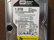 Western Digital WD1003FBYX-01Y7B0 DCM:HBNCHTJCAB 1.0TB Sata (Donor for Parts)