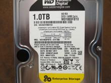 Western Digital WD1003FBYX-01Y7B0 DCM:HHNCHTJAAB 1.0TB Sata (Donor for Parts)